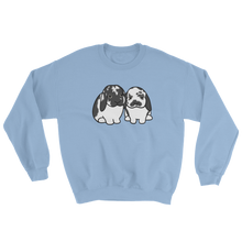 Einstein and Sirius Sweatshirt
