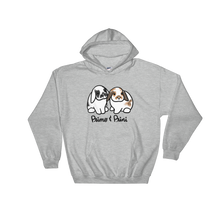 Primo and Prini Hooded Sweatshirt
