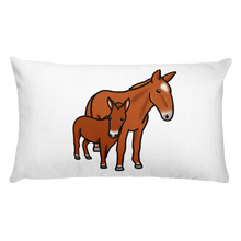 Sriracha And Frank Rectangular Pillow