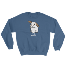 Loki One Up Ear Bunny Sweatshirt