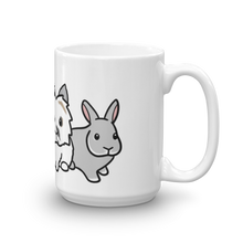 Squad Four Bunnies Mug