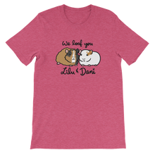 Lilu and Dani Unisex T-Shirt