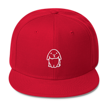 Bunny Lop Snapback Cap (Multiple Colors!)
