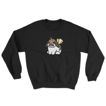 Winged Lop Unicorn Sweatshirt