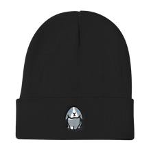 Stitch The Lop Knit Beanie
