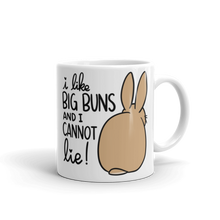 I Like Big Buns Mug