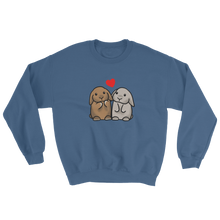Alfie And Biscuit Love Sweatshirt