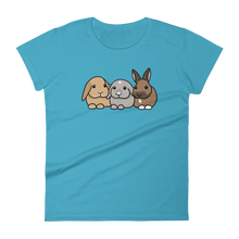 Phoebe Apollo and Rooney Women's T-shirt