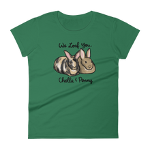 Cholla and Penny Women's t-shirt