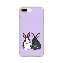 Dutch And Otter Bunny iPhone Case