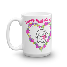 Hoppy Mother's Day Mug (Lop Ear)
