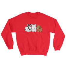 Three Cute Bunnies Sweatshirt