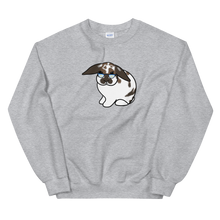 Freckle the Lop Unisex Sweatshirt