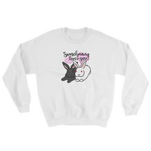 Somebunny Loves You Custom Sweatshirt