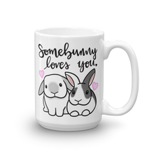 Somebunny Loves You Mug (lop x dutch)