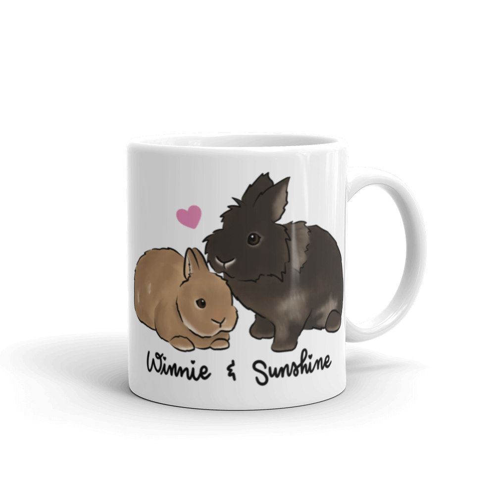 Winnie and Sunshine Mug