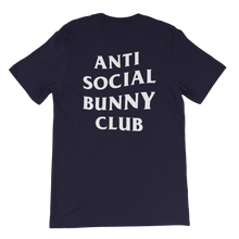Anti Social Bunny Club Unisex T-Shirt