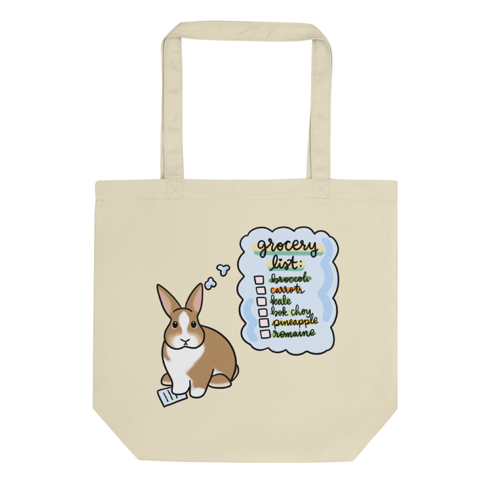 Isabelle Grocery Eco Tote Bag