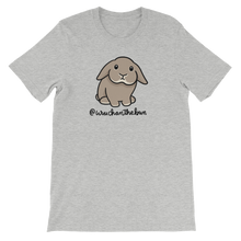 Wuuchan the Bun Unisex T-Shirt (light)