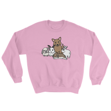 Four Bunnies and Cookie Sweatshirt