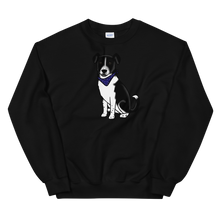 Barkley the Dog Unisex Sweatshirt