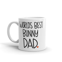 World's Best Bunny Dad Mug