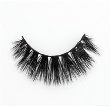 3D Mink lashes in the style Destiney by Peridot Cosmetics