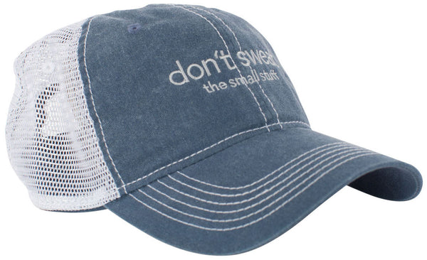Don't Sweat Men's Twill & Mesh Cap by Ahead