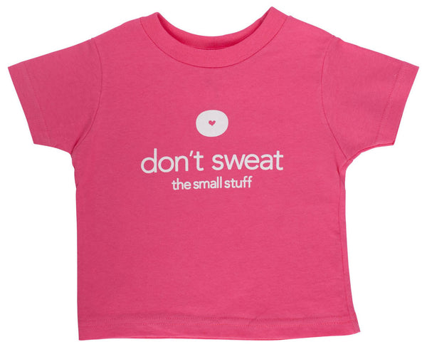 Don't Sweat Toddler Tee