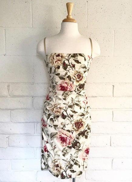 Ivana Strapless Dress