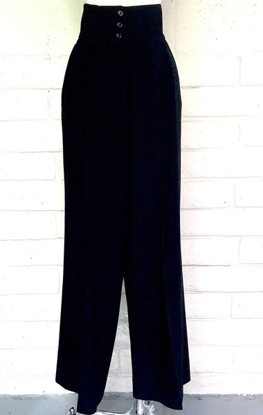 Neva Wide Leg Trousers