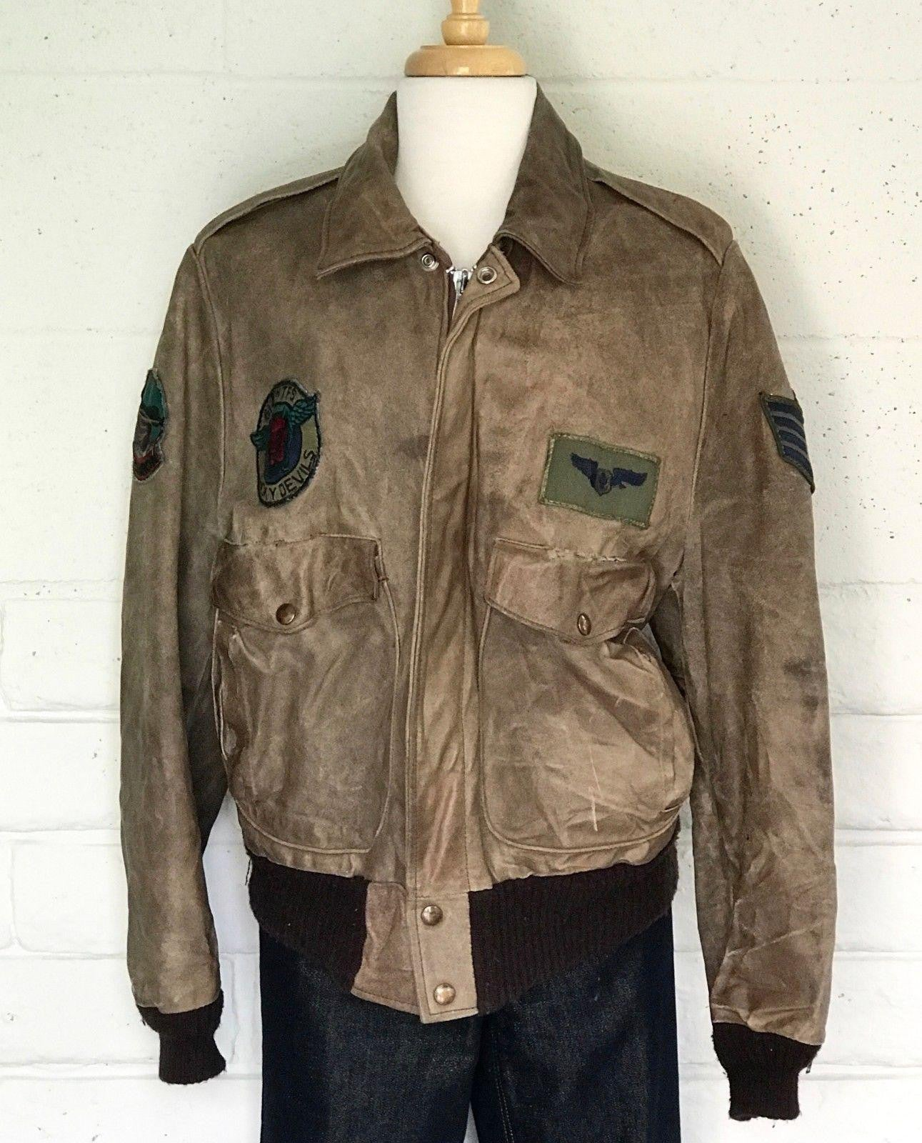 Vintage US Air Force Bomber Jacket
