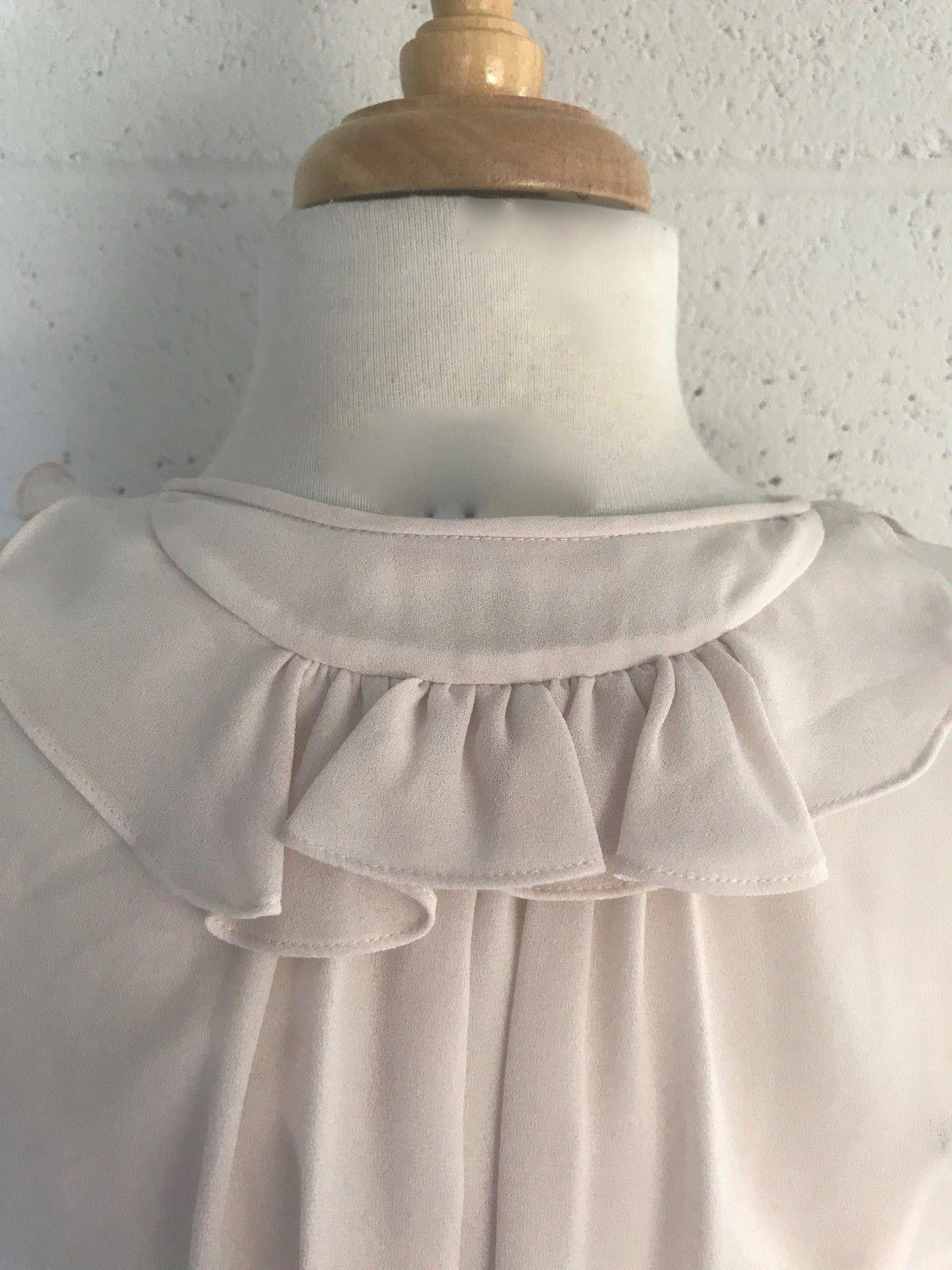 Paloma Ruffle Dress