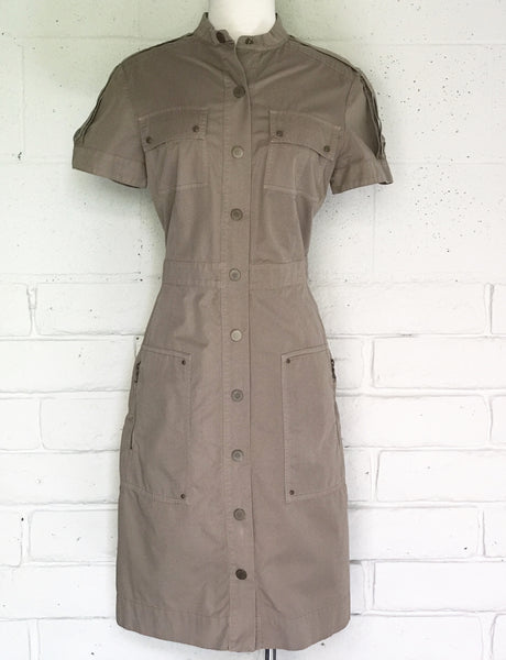 Wren Safari Dress