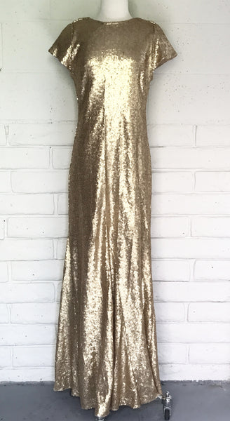 Suri Sequin Gown