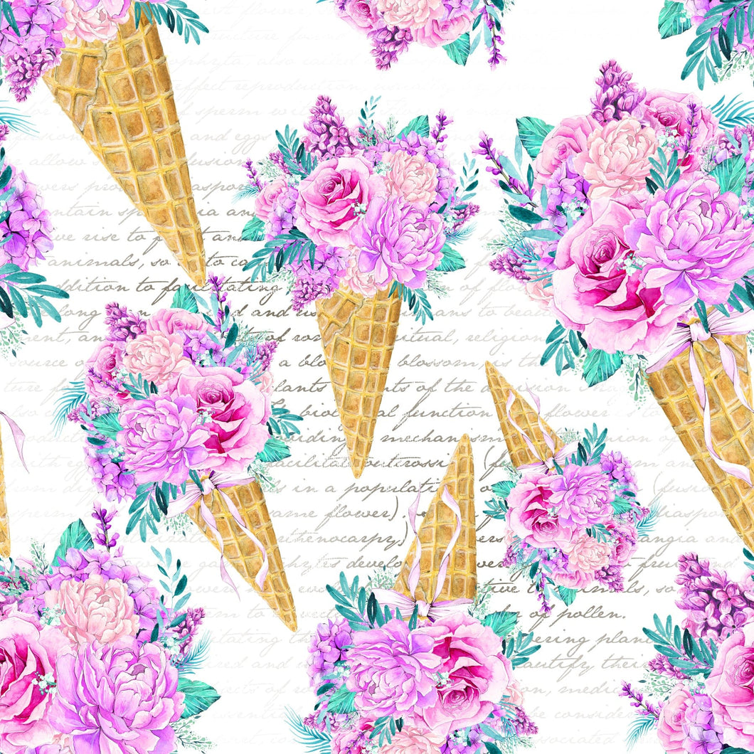 Ice Cream Bouquet Script - PUL
