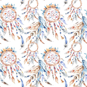 Bohemian Dreamcatchers 5 - Woven Cotton