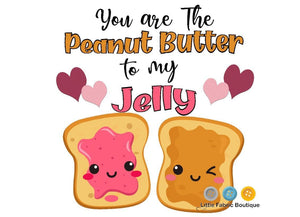 Peanut Butter Jelly Panel