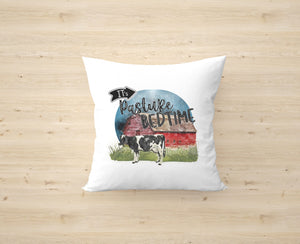 It's Pasture Bedtime Cushion Cover