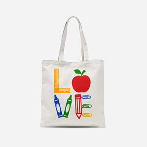 School Love Tote Bag