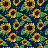 Pre-Order Sunflower Blooms Navy