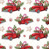 Christmas Utes - Knit 220gsm | Online Fabric Australia