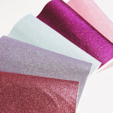 Glitter Faux PU Leather