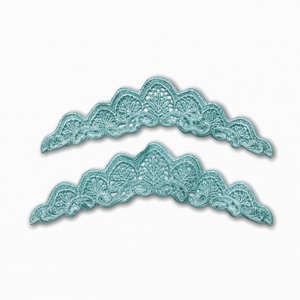 Mint Flutter Wings - Small