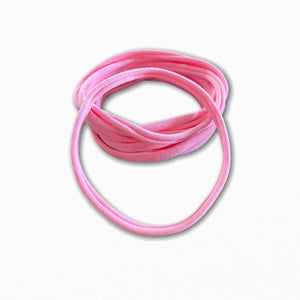 Light Pink Stretchy Soft Baby Headbands | Cheap Online Fabric Australia