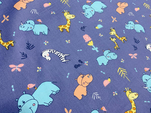 Cute Animals | Children's Fabric Online Australia