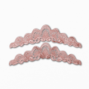 Peach Flutter Wings - Small