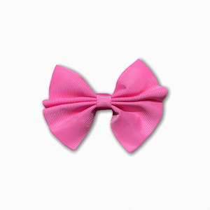 Grosgrain Pinwheel Pink Bow | Buy Fabric Online Cheap Australia