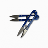Blue Stainless Steel Thread Cutter | Online Fabric Shops Australia