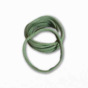 Moss Green Stretchy Soft Baby Headbands
